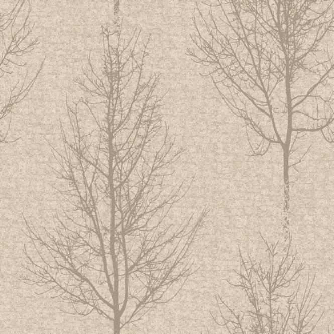 Holden Decor Hadrian Tree Wallpaper Cream 35464