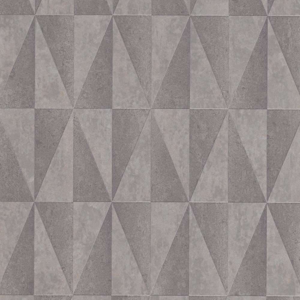 Erismann Fame Patterned Wallpaper Taupe Grey 6936 10