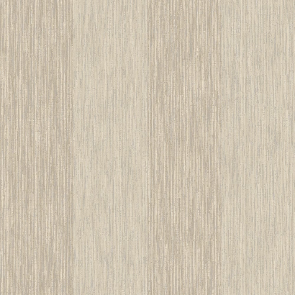 Fine Decor Glittertex Stripe Wallpaper Taupe Fd40961