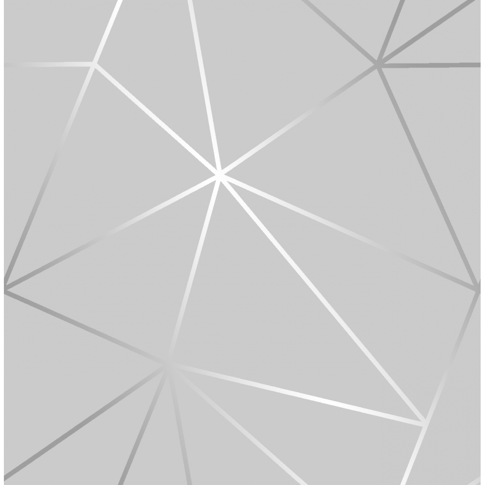 Zara Shimmer Metallic Wallpaper Soft Grey Silver ILW980109