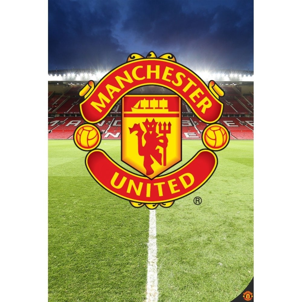 Decorline official manchester united wall mural fin0005 wall official manchester united wall mural fin0005 voltagebd Images