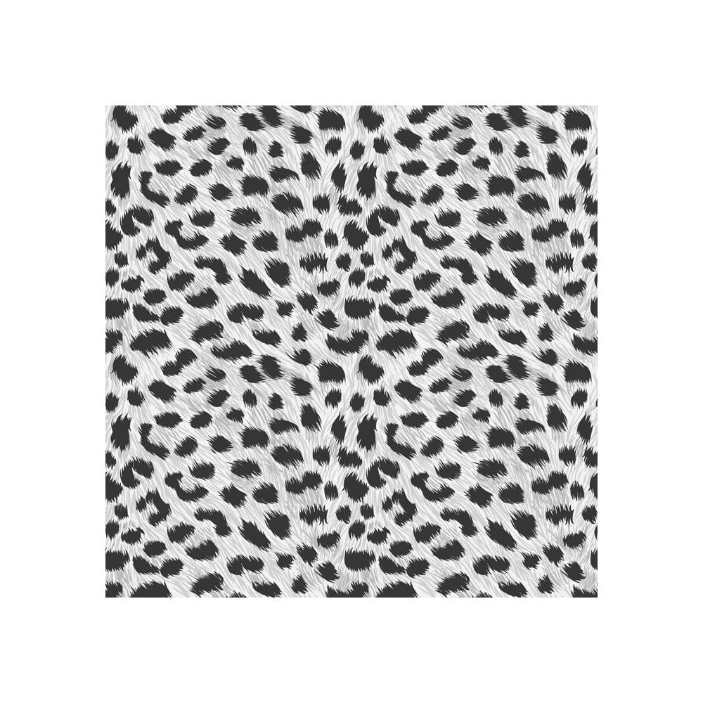 Buy Fine Decor Furs Snow Leopard Animal Print Wallpaper Natural White Grey Black