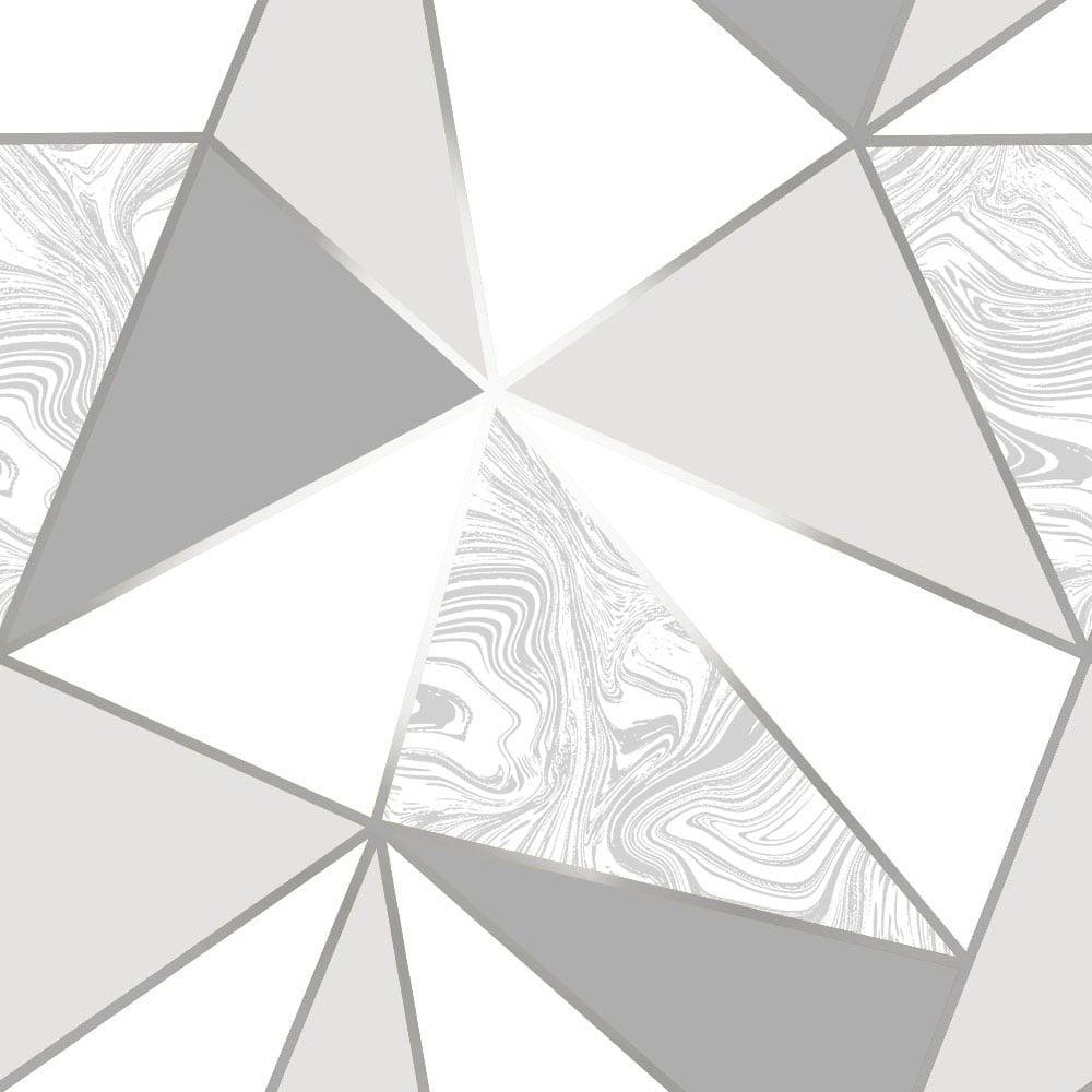 I love wallpaper zara marble metallic wallpaper soft grey for Zara home wallpaper uk